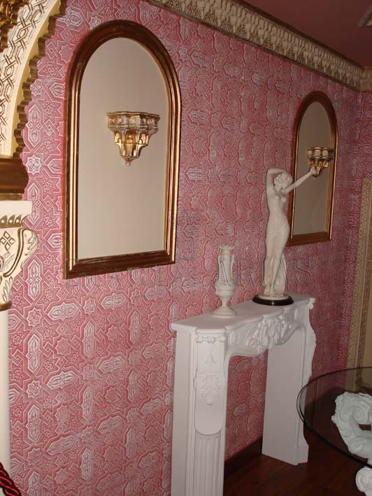 Decoracion Arabe Habitacion ~ Decoraci?n ?rabe Pictures to pin on Pinterest